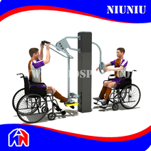 Professional Exercise Outdoor Fitness Equipment