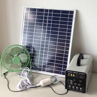 15w solar power generation system for led bulb lamp