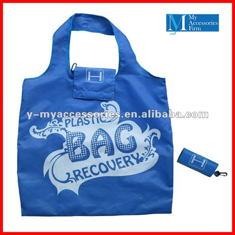 2012 fashion folding shopper tote bag