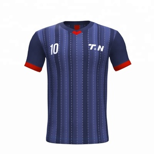 New arrival cheapest hot sell custom soccer jersey
