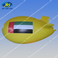2014 Sales promotion advertising inflatable blimp