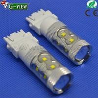 wholesale ultra Bright LED p27w led bulb 50w Creexbd Led auto bulb 3156 3157