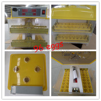 automatic ce marking cheap mini 96 egg incubator thermostat for sale