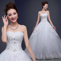 Alibaba china best sell wedding dress for black women
