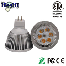 Powerful led 5W par light new lamp 6pcs 5w led spot bulb