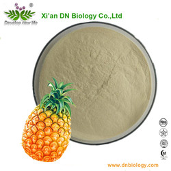Factory Supply Food Grade Pineapple Extract Bromelain
