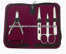 HIGH QUALITY MANICURE PEDICURE KIT