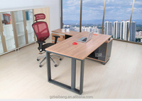 Mai wei desktop single modern office furniture suits the boss company home office furniture chair simple combination B - D - 631