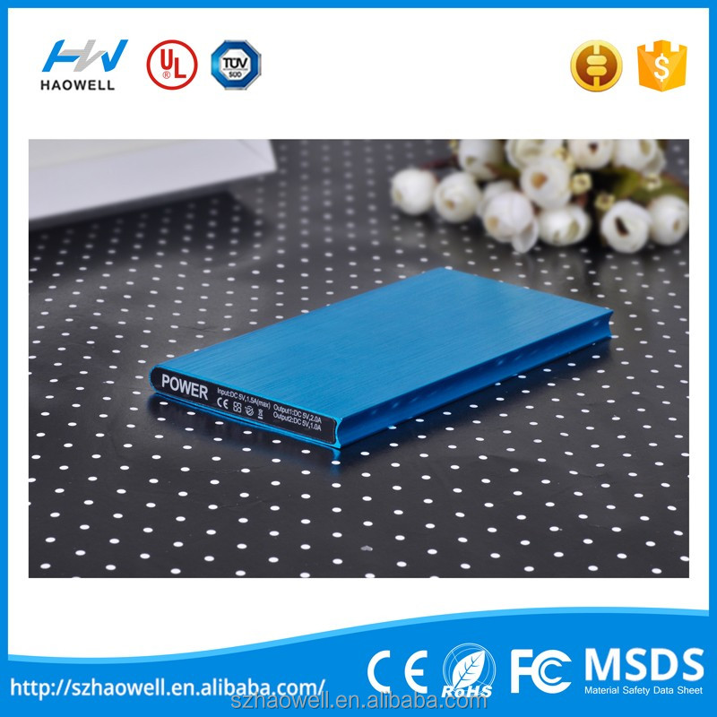 Powerbank, emergency power supply, portable phone charger