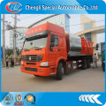 howo new asphalt chip sealing truck for sale