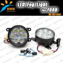 Branded New Aluminium alloy fog light led for cars, 32W fog lamp driving light for SUZUKI SX4 for MITSUBISHI