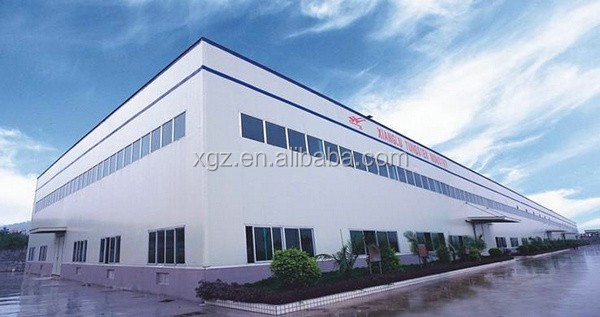 easy assembly cost-effetive galvanized electric substation steel structure