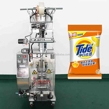 Stainless Steel Small Scale Washing Powder Packing Machine