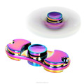 Hot Sale Aluminum Alloy Hand Spinner Multicolor Bearing Finger Spinner Kids Adult Anti Stress Funny Toys