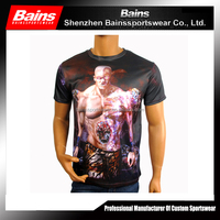 custom t-shirts no minimum&new pattern t-shirtst shirts for sublimation printing