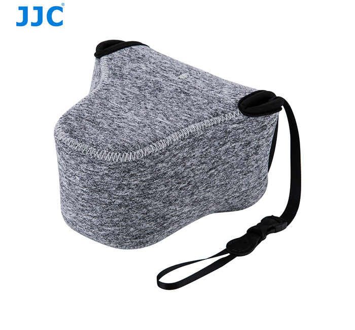 JJC Soft Neoprene Mirrorless Camera Pouch Case for Fujifilm X-A3 X-T10 X-T20 X-A1 X-A2 X-M1 for Olympus E-M10II E-M5ii