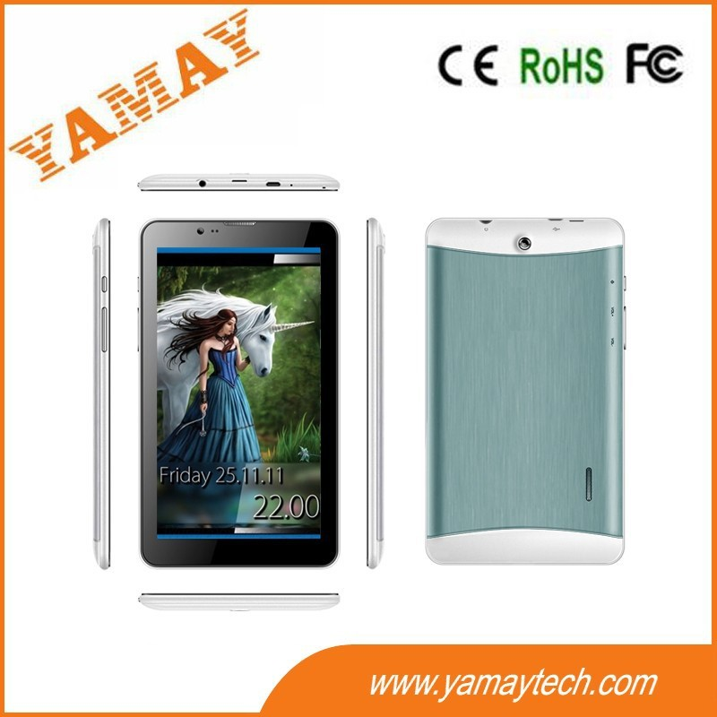 china factory supply 7 inch 1GB RAM + 8GB ROM 3G/WCDMA WIFI cheapest 7 inch tablet pc
