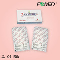 Medical absorbent gauze swabs with X-ray or without X-ray