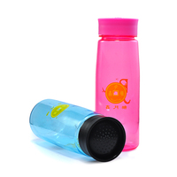 2016 Patented Funtion Sport Bottle For Drinking Water And Massage With Cap,Logo Custom,800ml