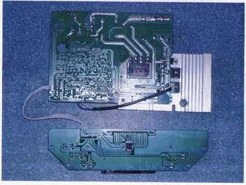 Printed Circuit Board for induction cooker