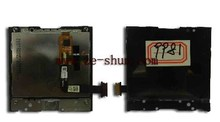 cell phone lcd display for BlackBerry 9981 complete