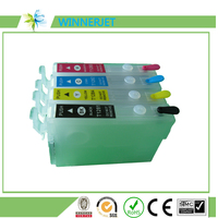 Refillable ink cartridge T1281 For Epson S22 SX125 SX130 SX235W SX420W SX440W SW425W SX430W Office BX305F BX305FW ink cartridge