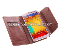 New products American leather case for samsung galaxy note 3 iii n9000galaxy note 3/iii n9000 n9002 n9005