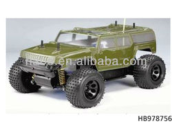 Wholesale 1:10 High Speed RC Nitro Gas Big Wheels Car, China ATV Buggy rc Hobby Car, adult toys supplier