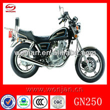 Classic 250cc motorcycle /luxury best seller 250cc motorcycle 2012(GN250)