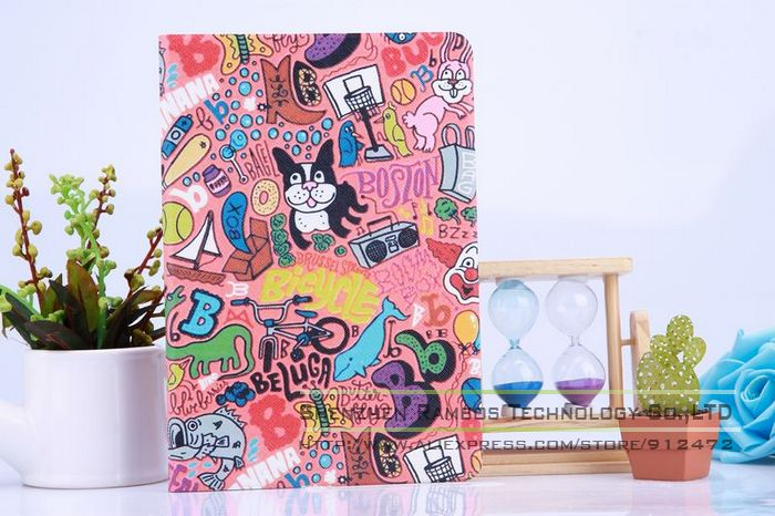 Custom Printed Dream Catcher Tablet Folio Case Cover for iPad 2 3 4 Air