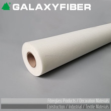 Reinforced Concrete Glass Fiber Mesh