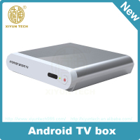 Full HD 1080P media player 4.2.5 MX android 2.3 google internet tv box