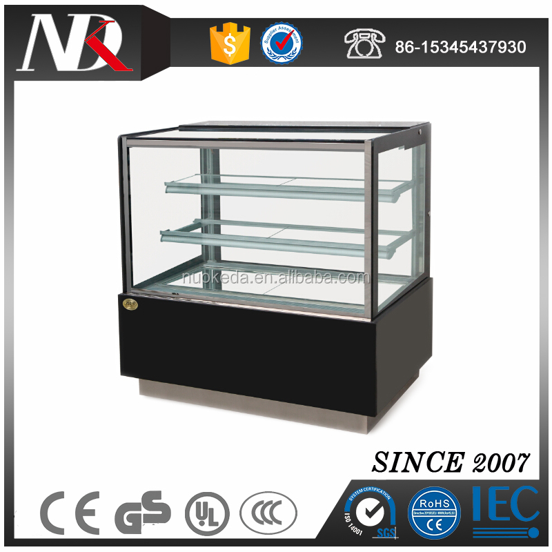 Economic models Static machines right-angle cake display refrigerator