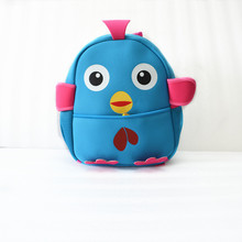 hot sale neoprene children 3D backpack