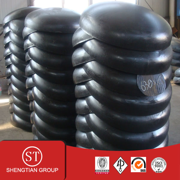 steel price gI cap pipe fitting
