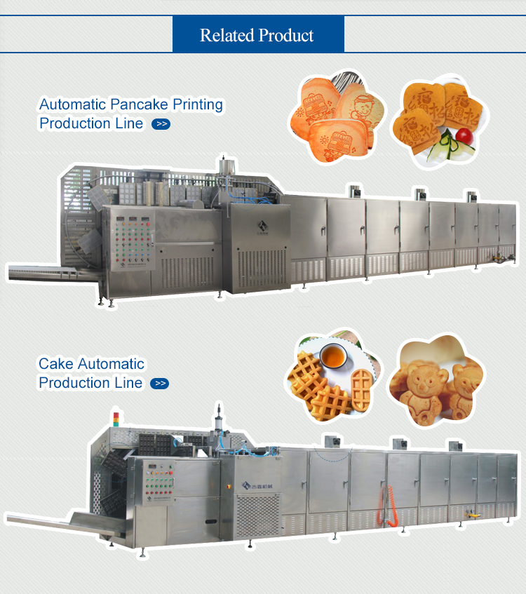 China manufacture convenient to use durable egg latke food making machine