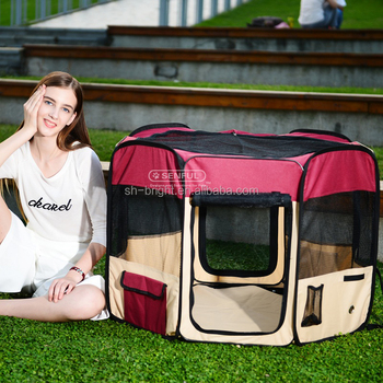 pet playpens soft crate, luxury pet playpens soft crate