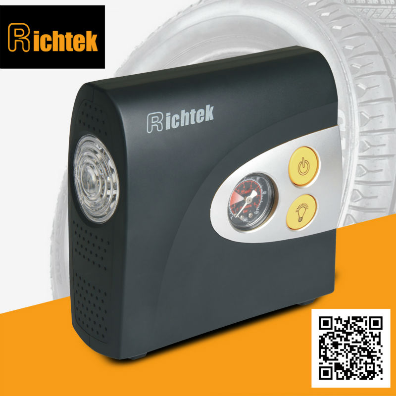 Electric Car Compressor Tire Air Pump DC 12V by Car Power