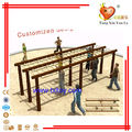 outdoor exercise equipment horizontal bar
