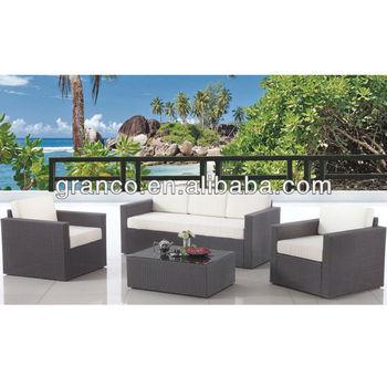 Granco Kal906 Rattan Sofa Outdoor Semi Circle Furniture Buy Rattan Sofa Outdoor Semi Circle