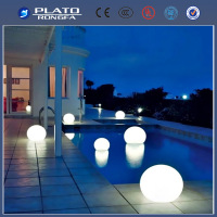 2014 New Hollow TPU Super High Bouncing Sky led Ball,lighting led balloon