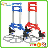 Hand cart aluminum aviation trolley