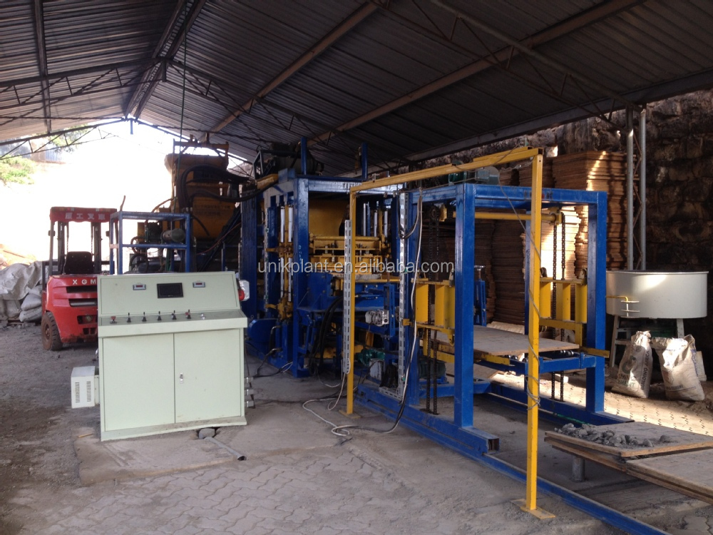 2016 New Product and Best Price kenya soil cement interlocking brick making machine