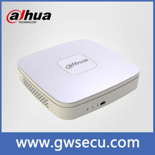Dahua 4CH up to 16CH Mini 1U Smart NVR IP Input P2P Mobile view Plug&Play NVR with POE