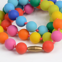 Food Grade Silicone Teething Beads
