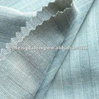 SDL71239 Light Blue For 2017 Spring Summer Suiting Poly Stripe Fabric