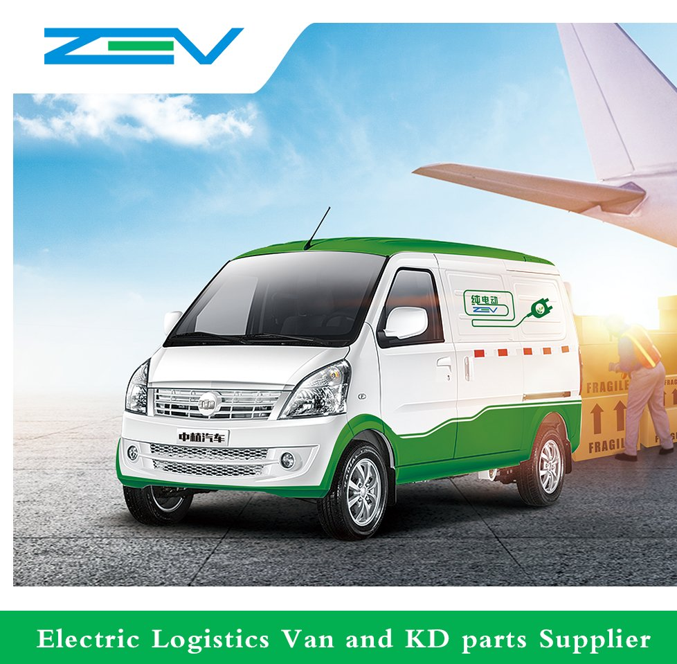 ZEV Z4WKT electric bus passenger delivery van prices electric vehicle van