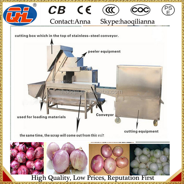 Small Onion Peeling Machine|Onion Peeling Machine Price|Root Cut Onion Peeling Machine