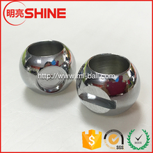 Chrome Mirror Polished 27mm 22mm 19mm SUS304 Stainless Steel Solid Valve Ball for Ball Valve
