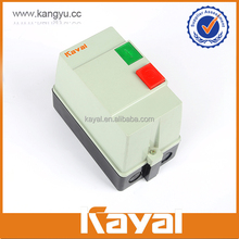 High quality low power consumption starter magnets,single phase motor starter,contactor starter